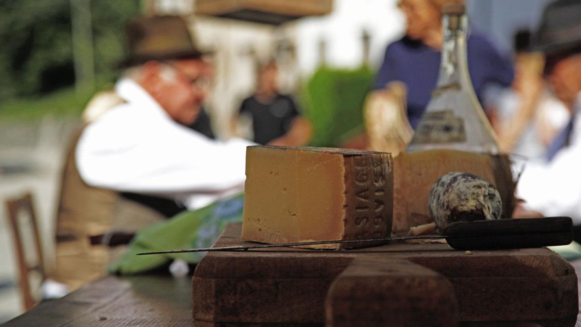 scala dei sapori fromaggio e salami