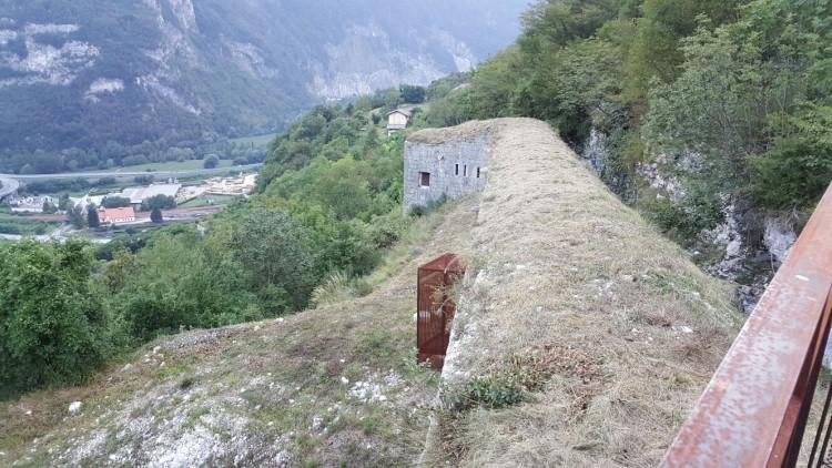 Visite guidate alla fortificazione