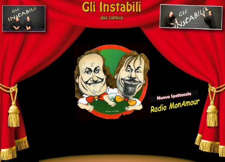 Radio Monamur - Gli Instabili Artisti 2017